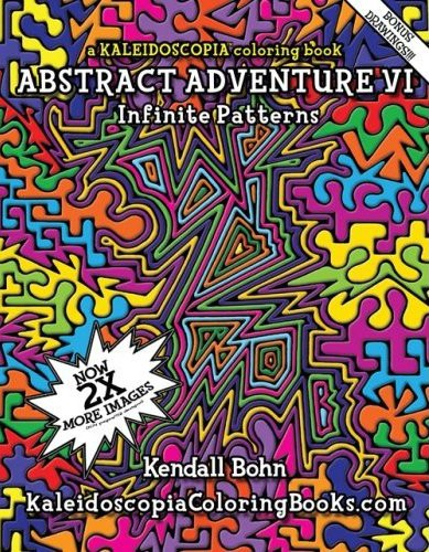 Abstract Adventure 6: Infinite Patterns