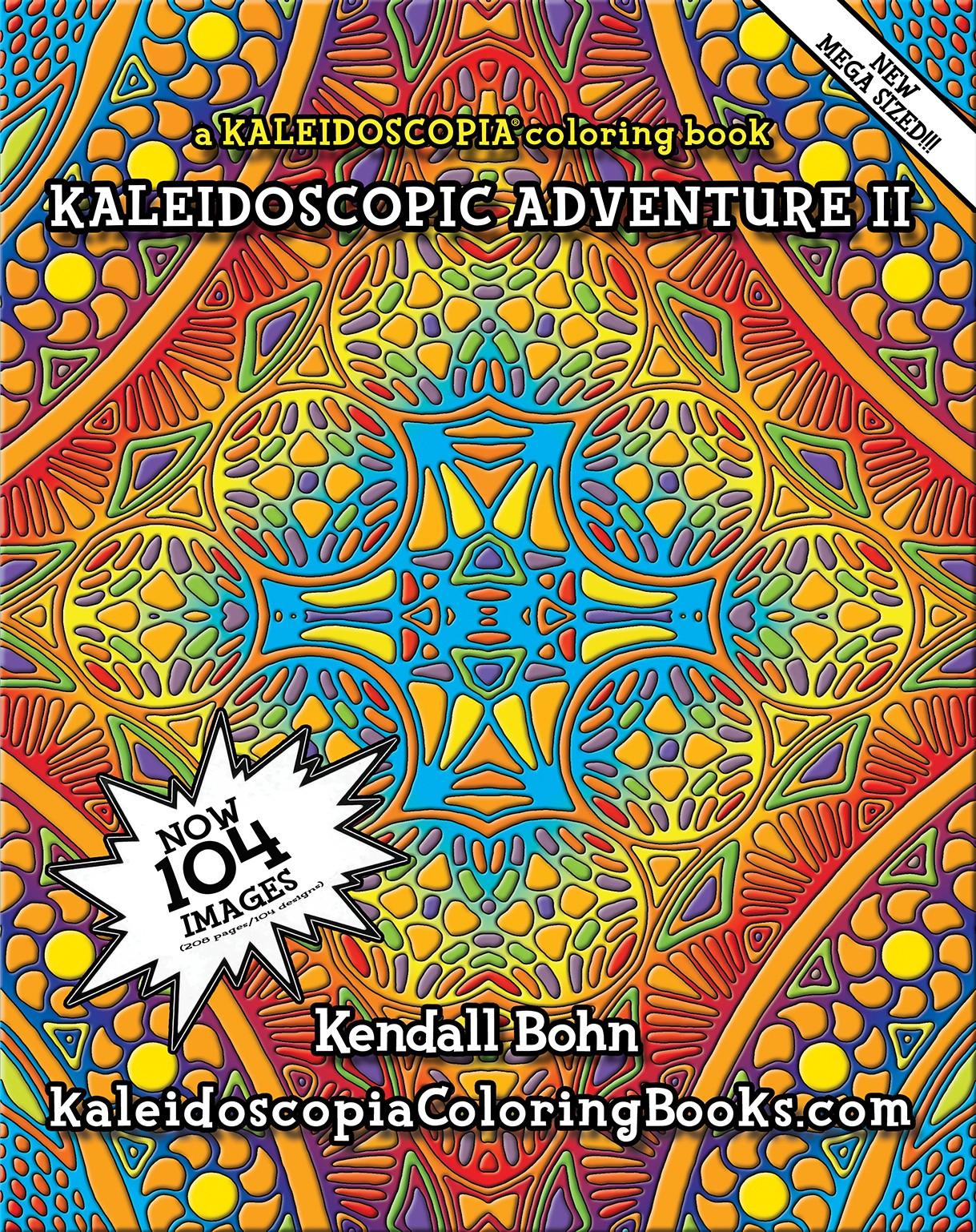 Kaleidoscopic Adventure II