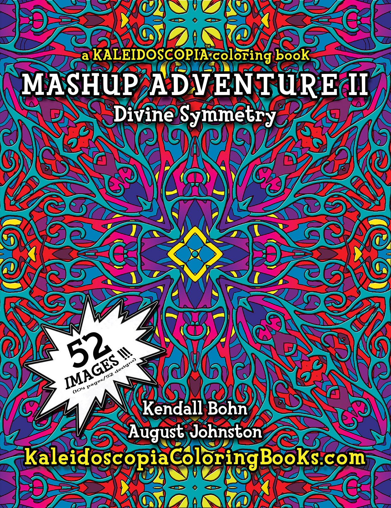 MASHUP Adventure II: Divine Symmetry