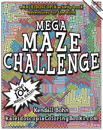 MEGA Maze Challenge
