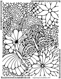 Free Coloring Page: Winged Adventure